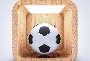 3D-Soccer-Icon