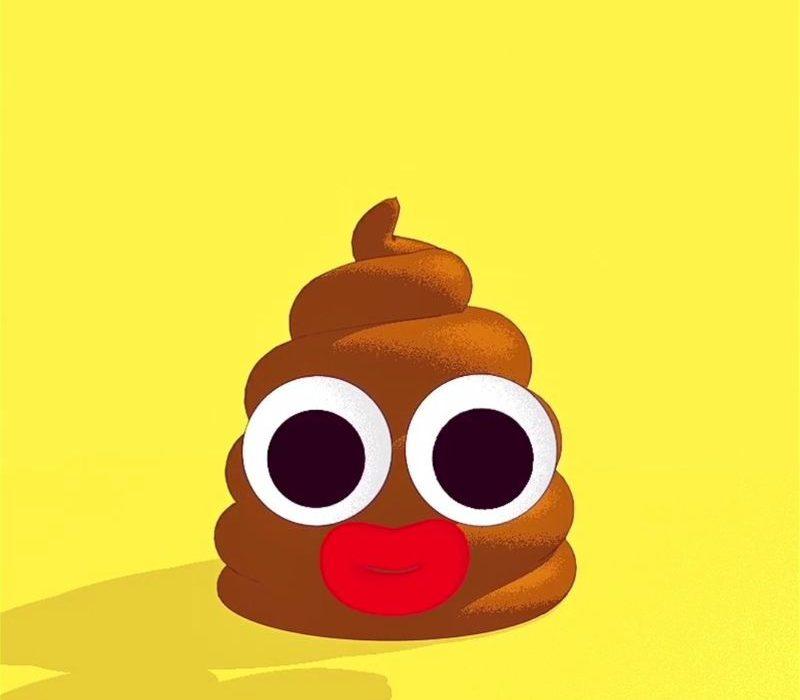 Cartoon-Poop-Love