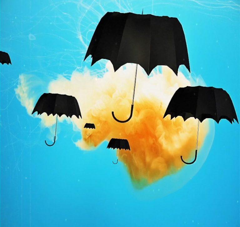 Jellyfish-Umbrella