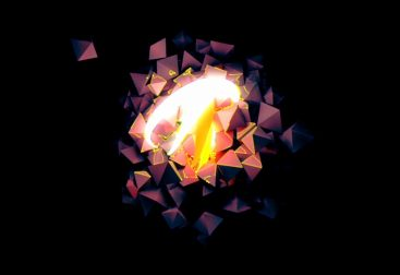 Light-swimming-in-triangles