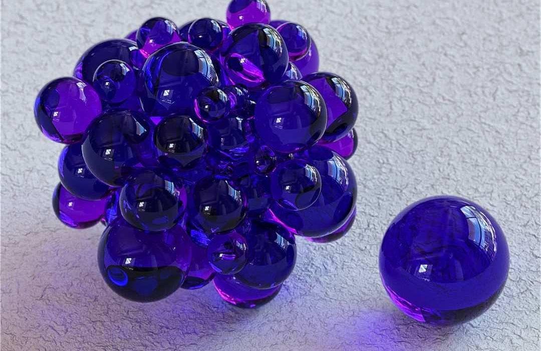 Refractive-Spheres-Caustics