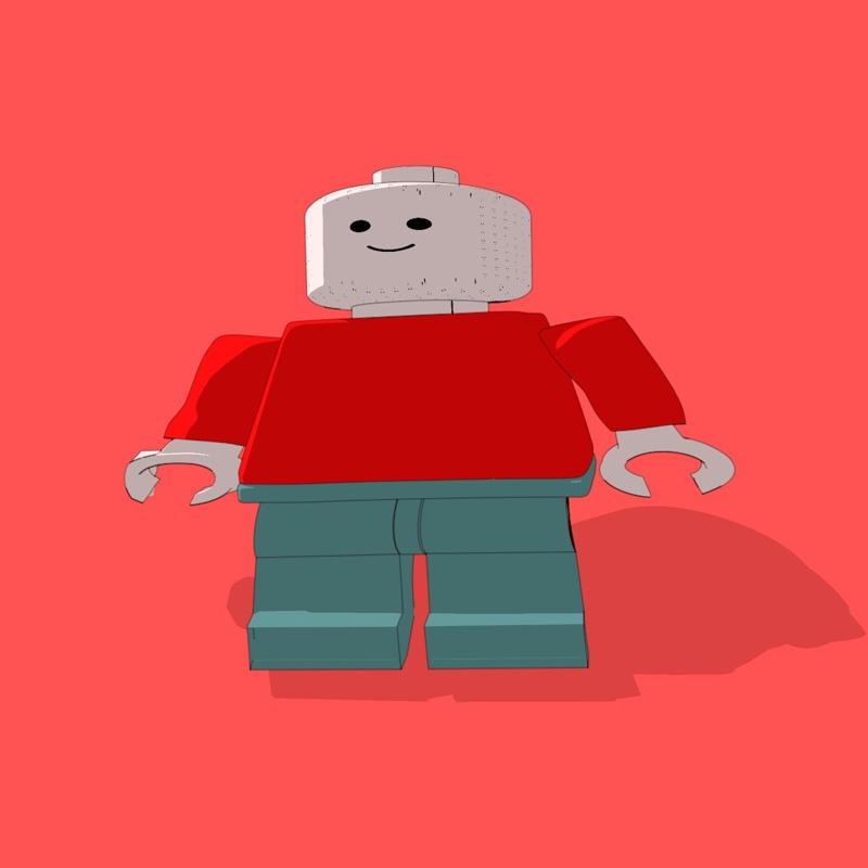 Softbody-Lego