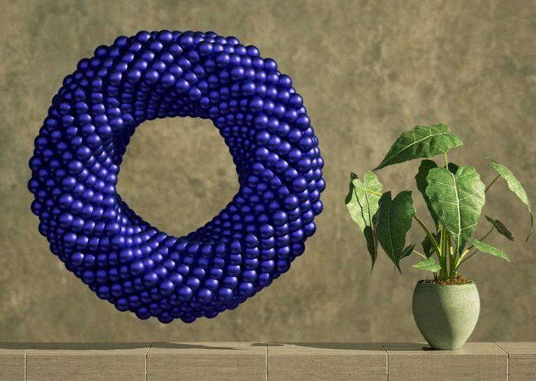 Abstract-Ring-Loop