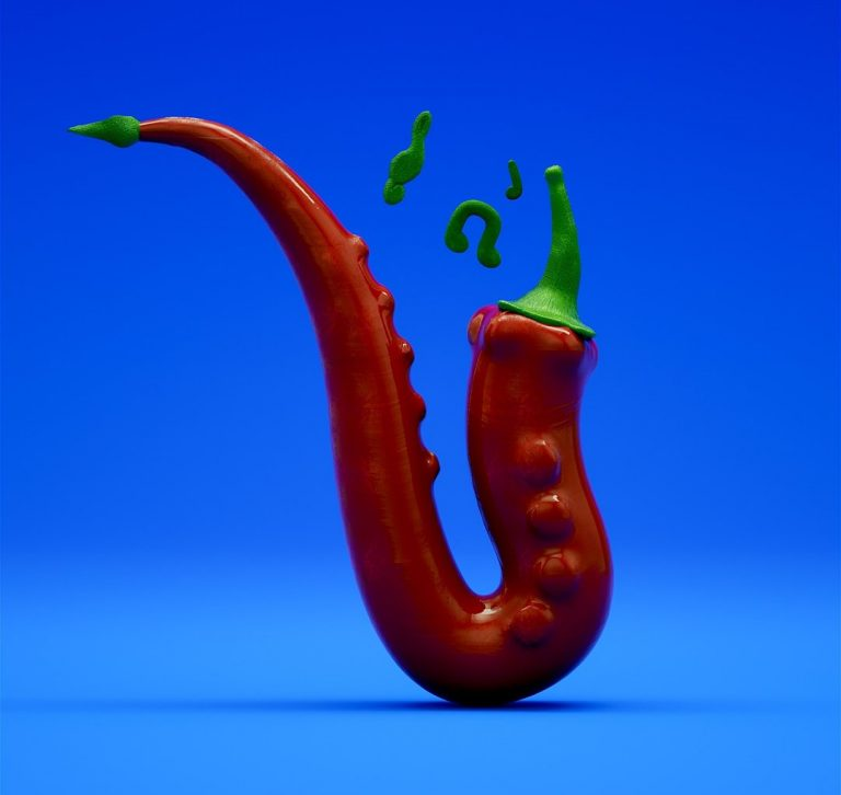 Saxophone+Hot Pepper