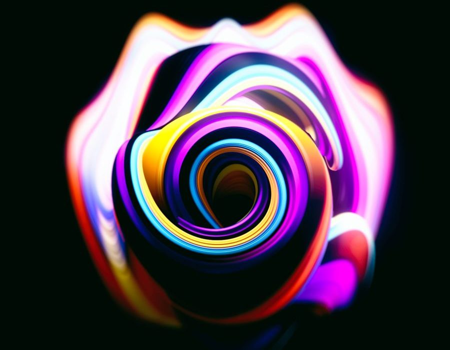 Colorful-Flower-Abstract