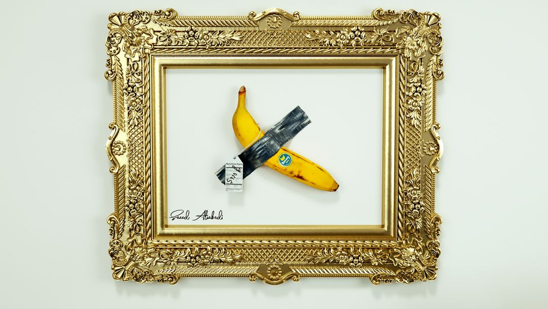 Banana-Artwork